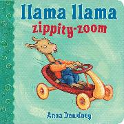 Cover-Bild zu Llama Llama Zippity-Zoom von Dewdney, Anna