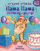 Cover-Bild zu Llama Llama Birthday Party! von Dewdney, Anna