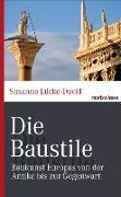 Cover-Bild zu Die Baustile von Lücke-David, Susanne