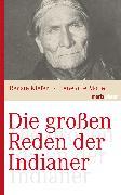 Cover-Bild zu Die großen Reden der Indianer (eBook) von Möller, Lenelotte (Hrsg.)