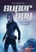Cover-Bild zu Superspy. Mit einem Fuß im Desaster (eBook) von Skovron, Jon