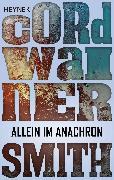 Cover-Bild zu Allein im Anachron - (eBook) von Smith, Cordwainer