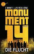 Cover-Bild zu Monument 14: Die Flucht (2) (eBook) von Laybourne, Emmy