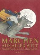 Cover-Bild zu Märchen aus aller Welt. Sonderausgabe von Heidelbach, Nikolaus