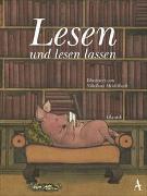 Cover-Bild zu Lesen und lesen lassen von Heidelbach, Nikolaus (Hrsg.)