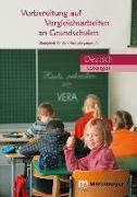 Cover-Bild zu Vorbereitung auf Vergleichsarbeiten an Grundschulen Deutsch von Nitsche, Sylvia
