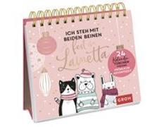 Cover-Bild zu Ich steh mit beiden Beinen fest im Lametta von Groh Redaktionsteam (Hrsg.)