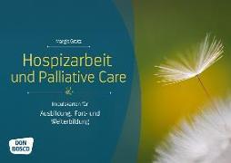 Cover-Bild zu Hospizarbeit und Palliative Care von Gratz, Margit