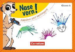 Cover-Bild zu Nase vorn! - Deutsch 4. Schuljahr. Ableiten und Verlängern. Übungsheft von Rendtorff-Rossnagel, Annemarie