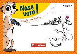 Cover-Bild zu Nase vorn! - Deutsch 4. Schuljahr. Großschreibung. Übungsheft von Rendtorff-Rossnagel, Annemarie