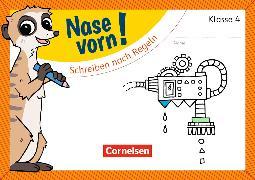Cover-Bild zu Nase vorn! - Deutsch 4. Schuljahr. Schreiben nach Regeln. Übungsheft von Rendtorff-Rossnagel, Annemarie