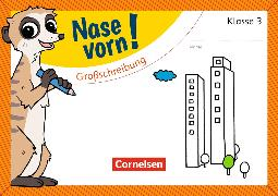Cover-Bild zu Nase vorn! - Deutsch 3. Schuljahr. Großschreibung. Übungsheft von Rendtorff-Rossnagel, Annemarie