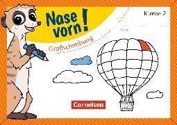 Cover-Bild zu Nase vorn! - Deutsch 2. Schuljahr. Großschreibung. Übungsheft von Rendtorff-Rossnagel, Annemarie