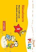 Cover-Bild zu Deutsch plus - Rätselstern 1. Schuljahr. Arbeitsheft von Rendtorff-Roßnagel, Annemarie