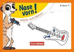 Cover-Bild zu Nase vorn! - Deutsch 2. Schuljahr. Wörter zum Merken. Übungsheft von Rendtorff-Rossnagel, Annemarie