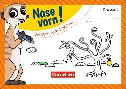 Cover-Bild zu Nase vorn! - Deutsch 4. Schuljahr. Wörter zum Merken. Übungsheft von Rendtorff-Rossnagel, Annemarie