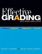 Cover-Bild zu Effective Grading (eBook) von Walvoord, Barbara E.