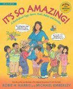 Cover-Bild zu It's So Amazing! von Harris, Robie H.