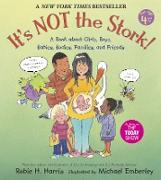 Cover-Bild zu It's Not the Stork! von Harris, Robie H.