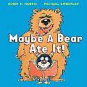 Cover-Bild zu Maybe a Bear Ate It! von Harris, Robie H.