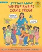 Cover-Bild zu Let's Talk About Where Babies Come from von Harris, Robie H.