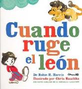 Cover-Bild zu Cuando Ruge El Len von Harris, Robie H.
