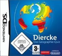 Cover-Bild zu Diercke Geo-Quiz für Nintendo DS Lite