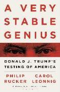 Cover-Bild zu A Very Stable Genius