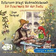 Cover-Bild zu Pettersson kriegt Weihnachtsbesuch / Ein Feuerwerk für den Fuchs (Audio Download) von Nordqvist, Sven