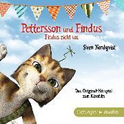 Cover-Bild zu Pettersson und Findus. Findus zieht um. Das Original-Hörspiel zum Kinofilm (Audio Download) von Nordqvist, Sven