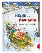 Cover-Bild zu Henri und Henriette: Henri und Henriette feiern Weihnachten von Neudert, Cee