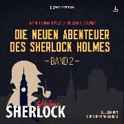 Cover-Bild zu eBook Die neuen Abenteuer des Sherlock Holmes