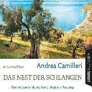 Cover-Bild zu eBook Das Nest der Schlangen - Commissario Montalbano ringt um Fassung (Gekürzt)