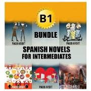 Cover-Bild zu eBook B1 Bundle - Spanish Novels for Intermediates (Spanish Novels Bundles, #3)