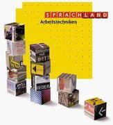 Cover-Bild zu Sprachland, Arbeitstechniken von Büchel, Elsbeth