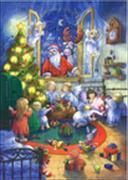 Cover-Bild zu Brändi Set Adventskalender Doppelkarten Motiv 488