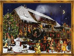 Cover-Bild zu Brändi Adventskalender gross, Motiv 70100