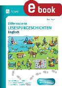 Cover-Bild zu eBook Differenzierte Lesespurgeschichten Englisch