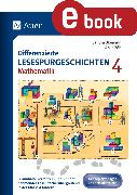 Cover-Bild zu eBook Differenzierte Lesespurgeschichten Mathematik 4