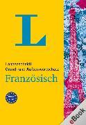 Cover-Bild zu eBook Langenscheidt Grund- und Aufbauwortschatz Französisch