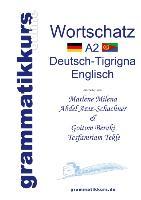 Cover-Bild zu Wörterbuch A2 Deutsch-Tigrigna-Englisch von Abdel Aziz-Schachner, Marlene Milena