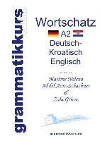 Cover-Bild zu Wörterbuch A2 Deutsch - Kroatisch - Bosnisch - Serbisch - Englisch von Abdel Aziz-Schachner, Marlene Milena