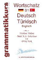 Cover-Bild zu Wörterbuch Deutsch - Türkisch - Englisch Niveau B1 (eBook) von Abdel Aziz-Schachner, Marlene Milena