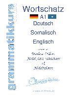 Cover-Bild zu Wörterbuch A1 Deutsch - Somalisch - Englisch von Abdel Aziz - Schachner, Marlene Milena