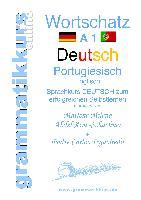 Cover-Bild zu Wörterbuch Deutsch - Portugiesisch - Englisch A1 von Abdel Aziz-Schachner, Marlene