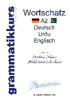Cover-Bild zu Wörterbuch Deutsch - Urdu- Englisch A2 von Abdel Aziz-Schachner, Marlene