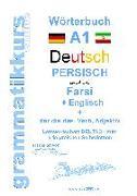 Cover-Bild zu Wörterbuch Deutsch - Persisch - Farsi - Englisch von Hallaji, Ali Asghan Maxim