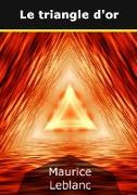 Cover-Bild zu eBook Le triangle d'or
