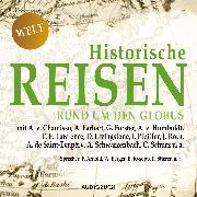 Cover-Bild zu eBook Historische Reisen - rund um den Globus