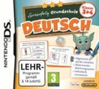 Cover-Bild zu Lernerfolg Grundschule 3./4. SJ. Deutsch